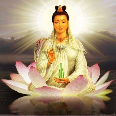 Mãe Kuan Yin